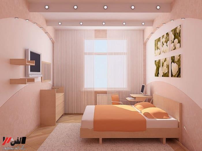 9 أفكار غرف نوم صغيرة لجعلها تبدو اكبر ومريحة