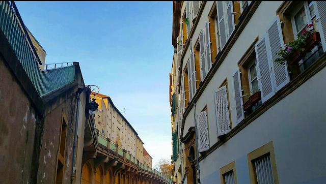 La rue Saulnerie
