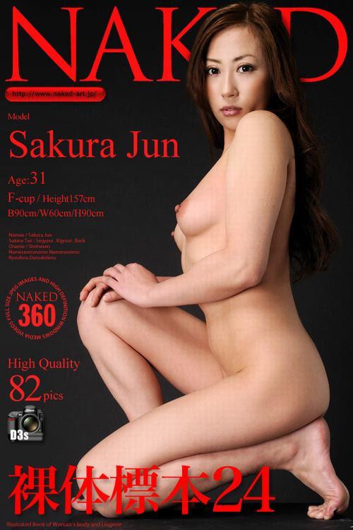 NakedArt-336 Naked-Art No.00336 Saaya Takazawa 高沢沙耶