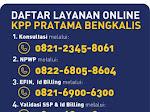 KPP Pratama Bengkalis, Awal Tahun Lapor SPT Tahunan Lebih Awal Dan Lebih Nyaman