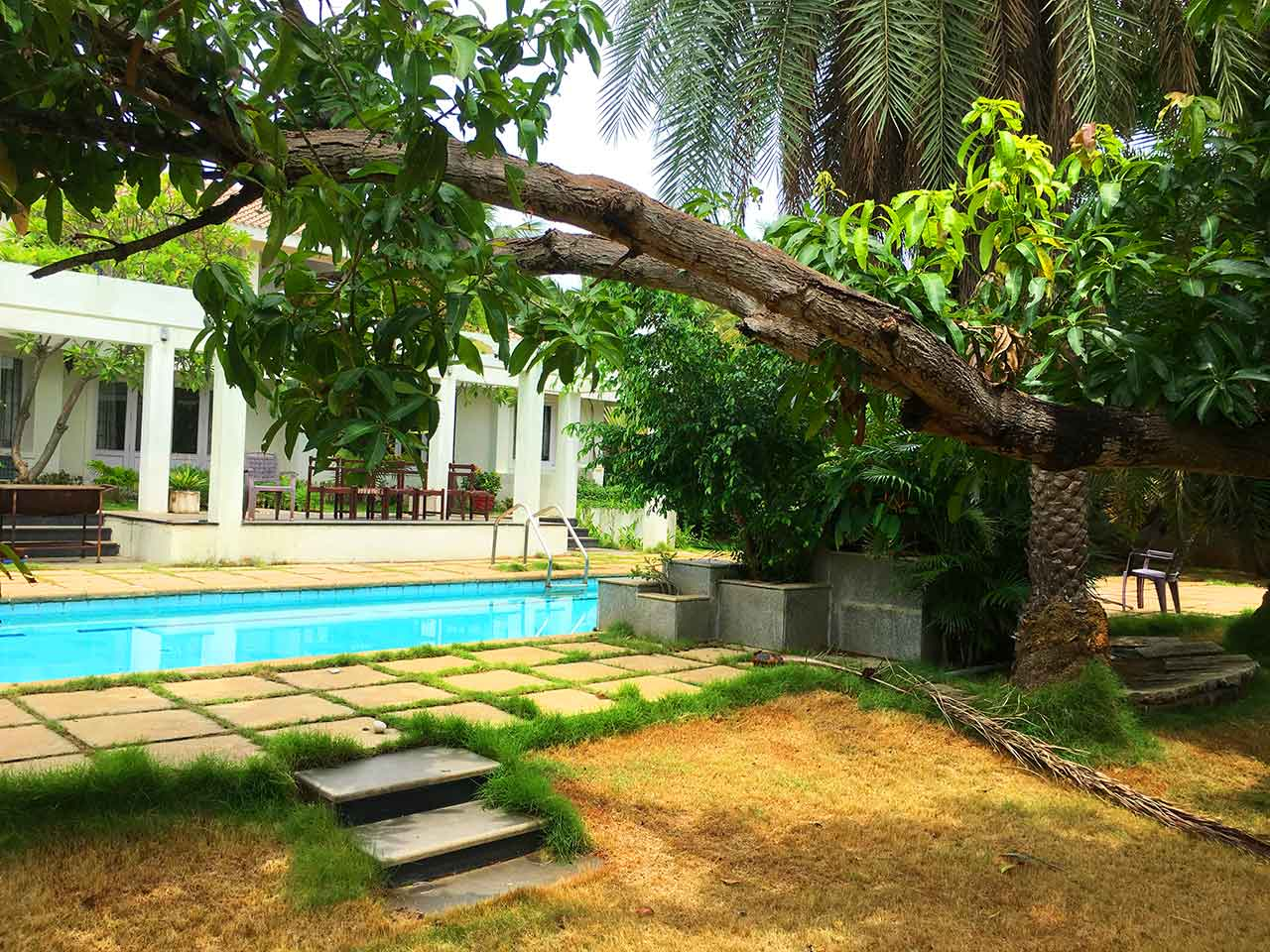 Beach Villa for Daily Rent in ECR Kovalam