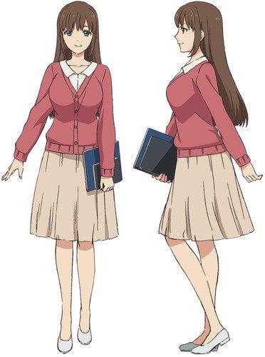 Yōko Hikasa sebagai Hina Tachibana