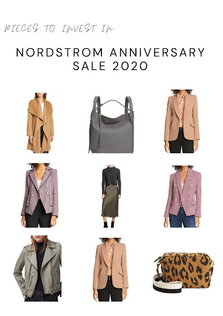 Investment Pieces From Nordstrom Anniversary Sale 2020