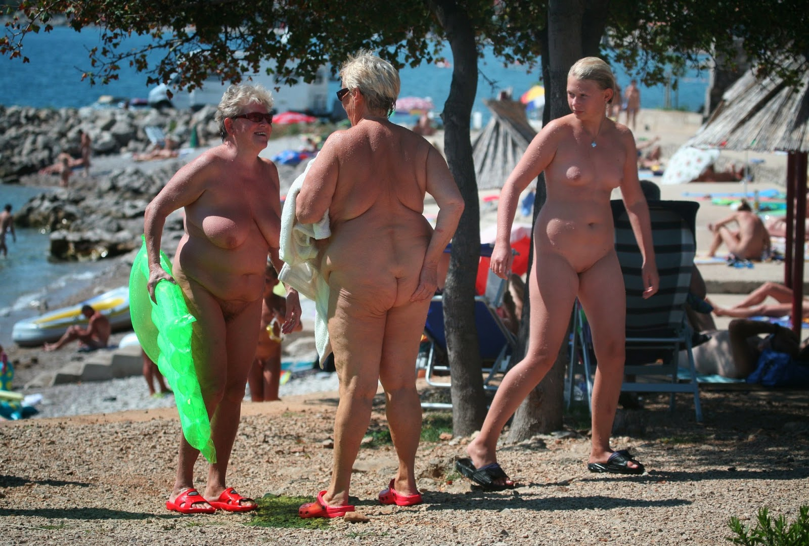 Agree Family naturism nude