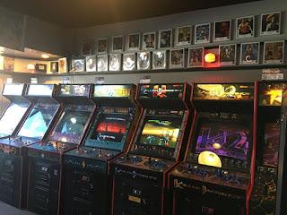 Juegos de lucha - Galloping Ghost Arcade