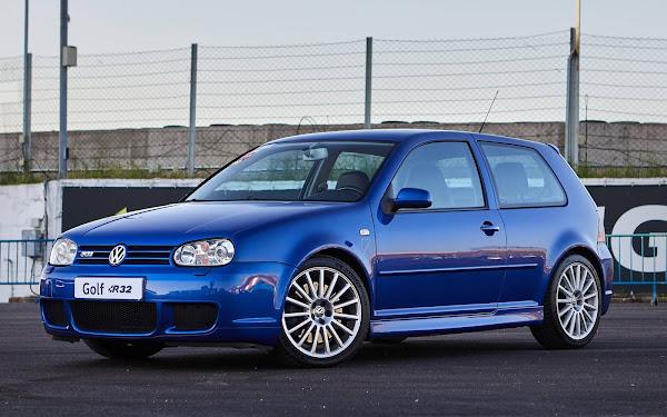 VW Golf R32 2002