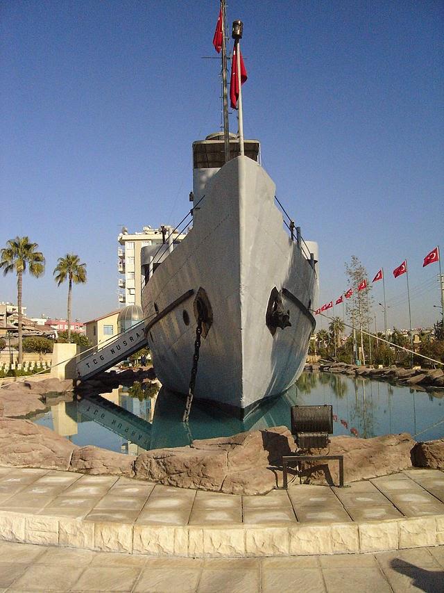 ilginc - Nusrat1 - Nusret Mayın Gemisi ve Hikayesi