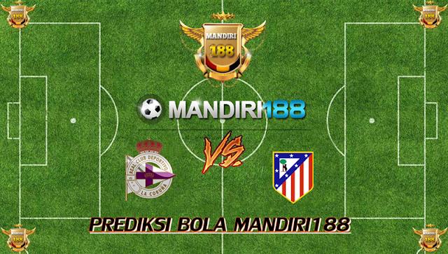 AGEN BOLA - Prediksi Deportivo La Coruna vs Atletico Madrid 4 November 2017
