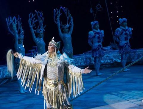 Hófödte álom - Ősi cirkuszi mese címmel mutat be új műsort a Fővárosi Nagycirkusz