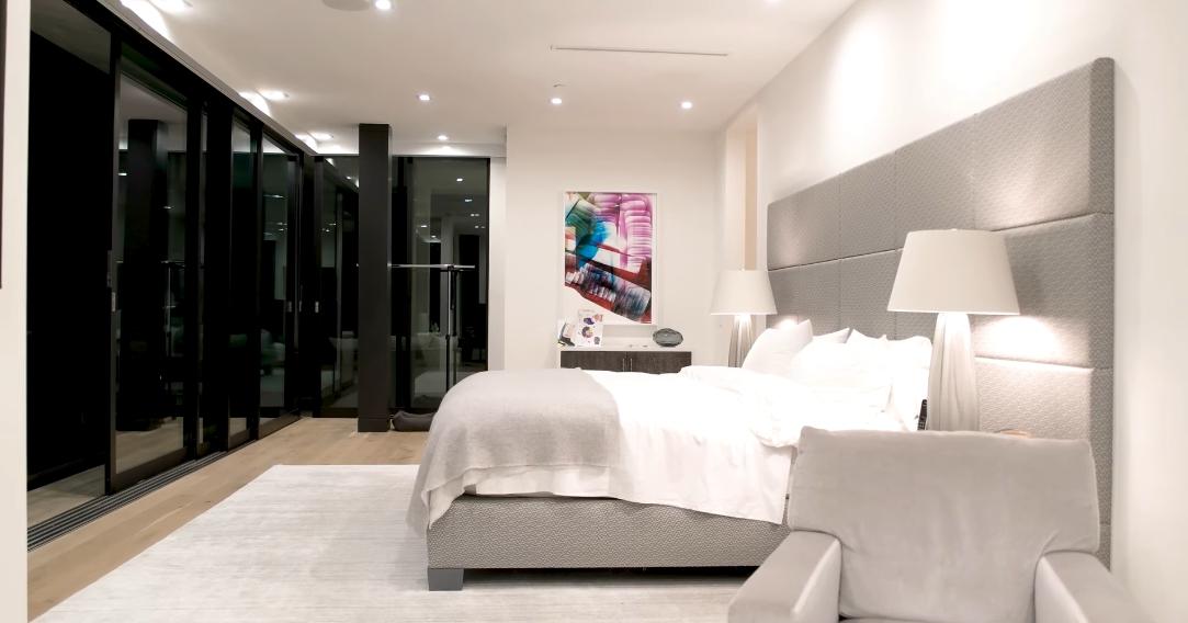 33 Interior Design Photos vs. 1723 Rising Glen Rd, Los Angeles, CA Luxury Home Tour