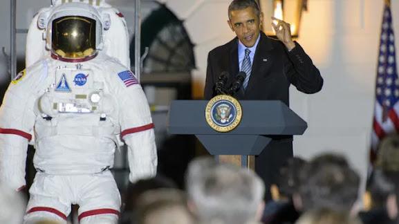 Lawsuit: Obama's FBI Covered up Massive NASA Pedophile Ring in 2010