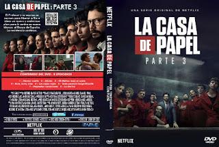 LA CASA DE PAPEL : PARTE 3 - 2019