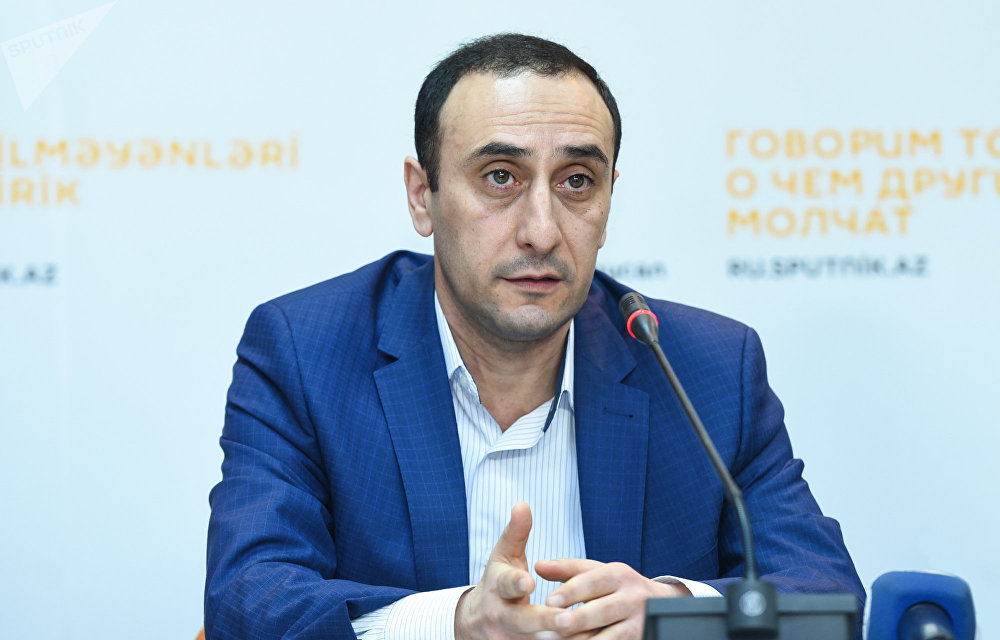 """""""Lazurite corridor"""": What are the possible risks and challenges? - comments Rizvan Huseynov"""