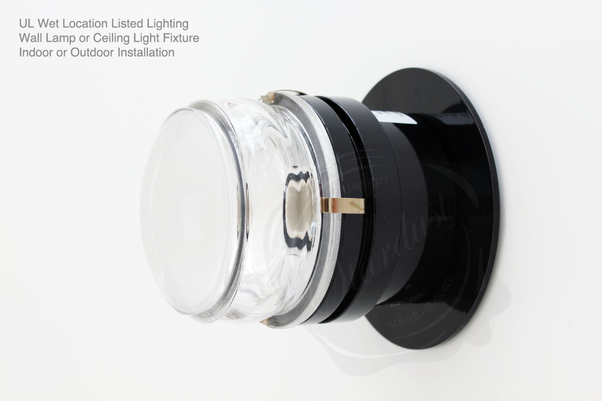 MODERN Fresnel-Lens OLUCE Joe Colombo LAMP | Wall Lighting ...