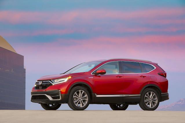 2022 Honda CR-V Review