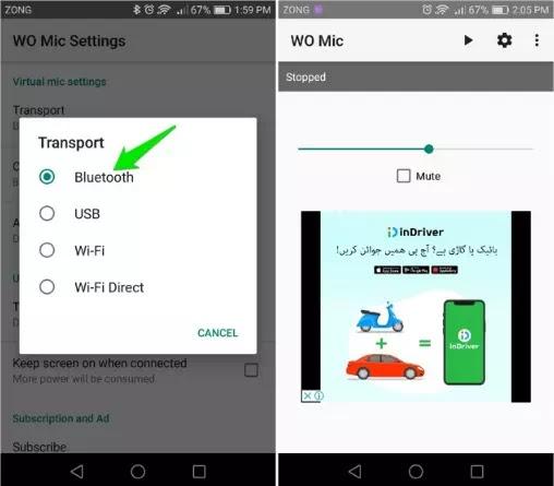 Cara Mengubah HP Android Menjadi Microphone untuk PC-2
