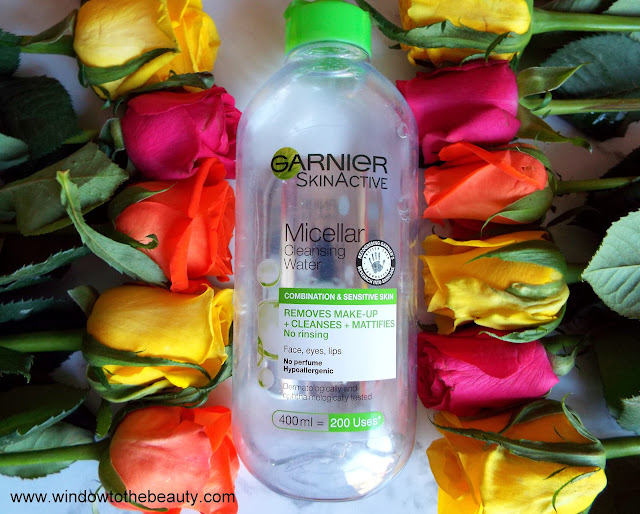 Garnier Micellar Cleansing Water Combination