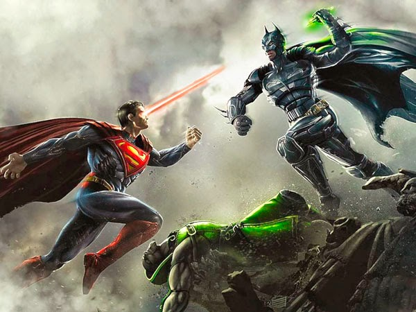 Injustice Batman Vs Superman