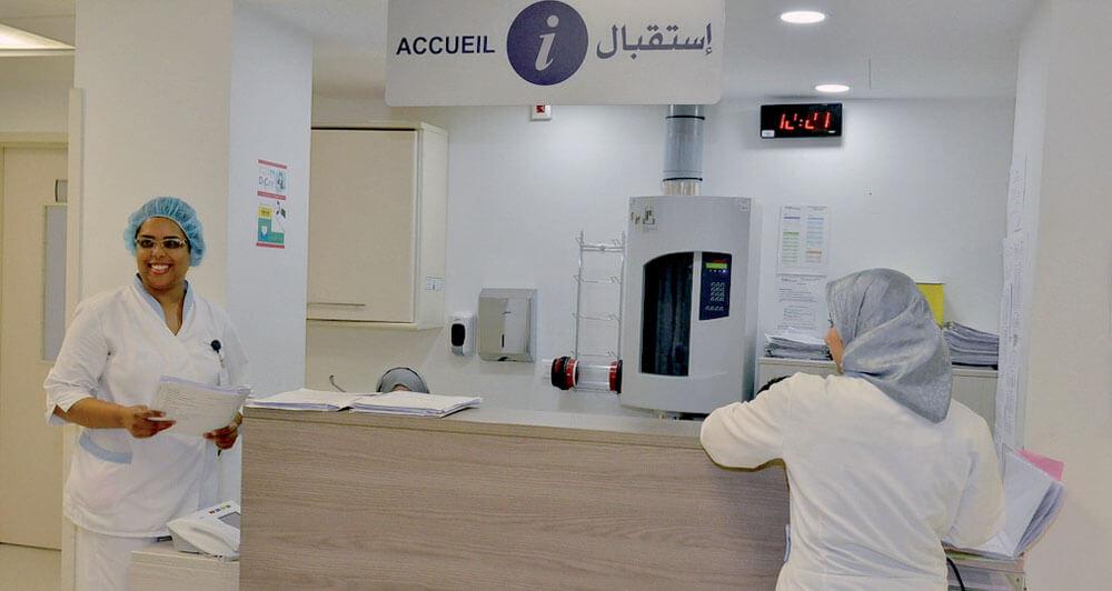 Anapec recrute 120 Infirmiers polyvalents et Aides soignants sur Tanger