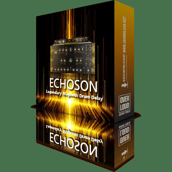 Download Overloud ECHOSON v1.0.2 Full version