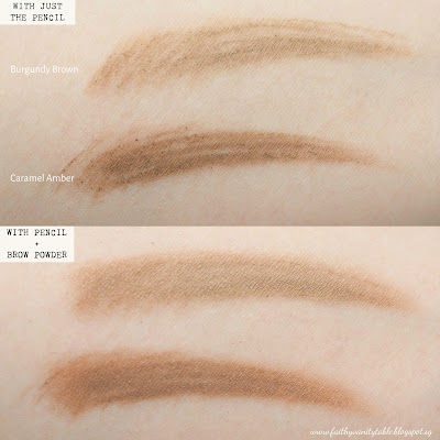 Eyebrow pencil review