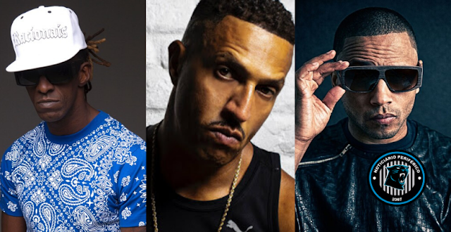 Álbum solo do Ice Blue tem participação do Mano Brown e produção do DJ Cia