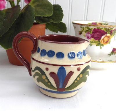 https://timewasantiques.net/collections/motto-ware-or-mottoware-cottageware-cottage-ware/products/mottoware-creamer-pitcher-elp-yerzel-tu-craim-1910s-longpark-motto-ware