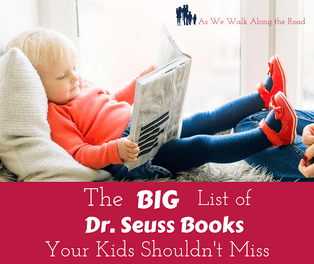 Dr. Seuss Books kids shouldn't miss