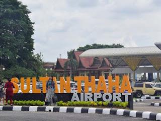 bandara internasional sultan thaha jambi