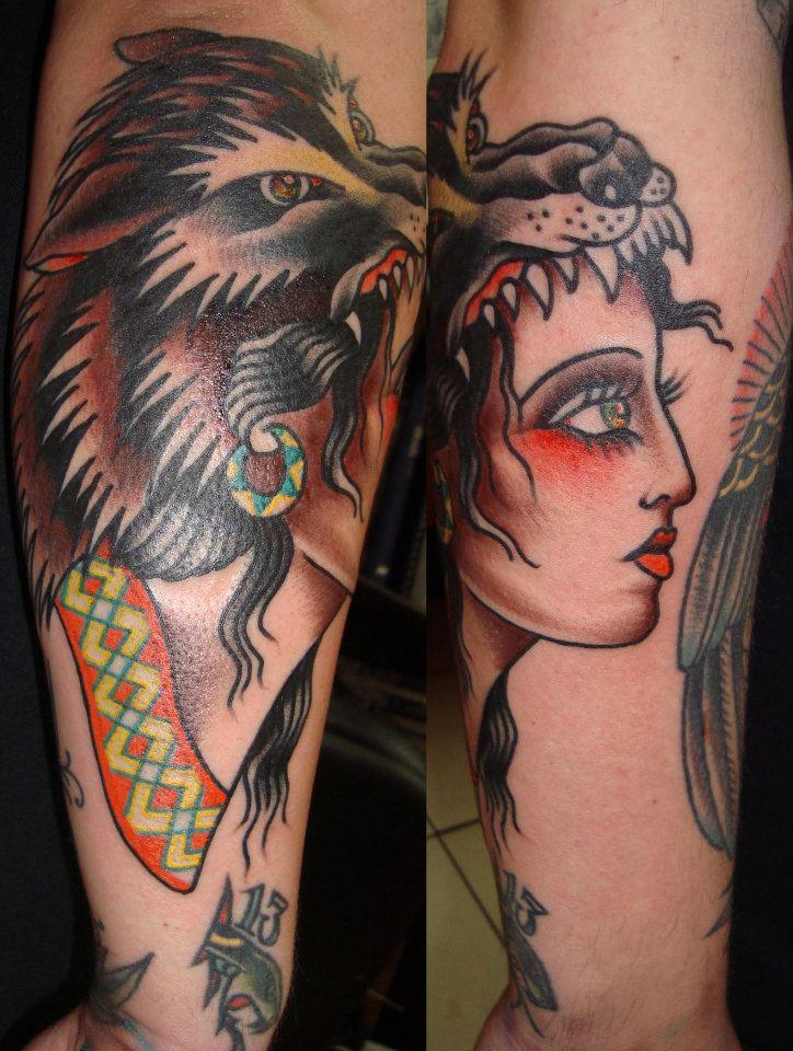 Third Eye Tattoo: Third Eye Tattoo: NICK