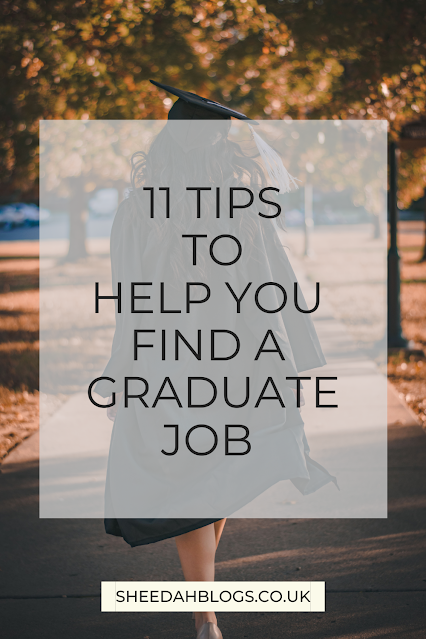 11 Tips To Help You Find A Graduate Job