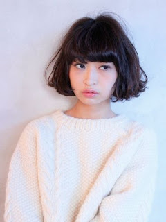ทรงผมยาวสาวญี่ปุ่น