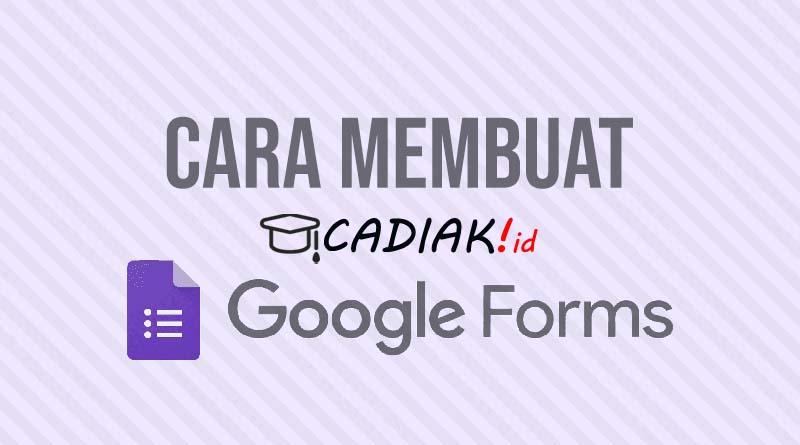 Tutorial Cara Membuat Latihan/Ujian Online Siswa dengan Google Form Lengkap
