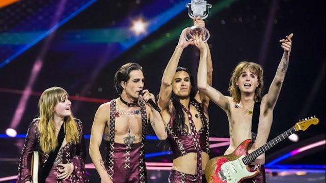 Νικήτρια η Ιταλία στην Eurovision 2021 -10η η Ελλάδα, 16η η Κύπρος (βίντεο)