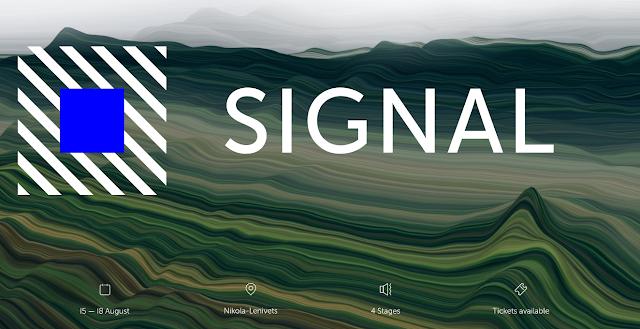 Фестиваль Signal 2019