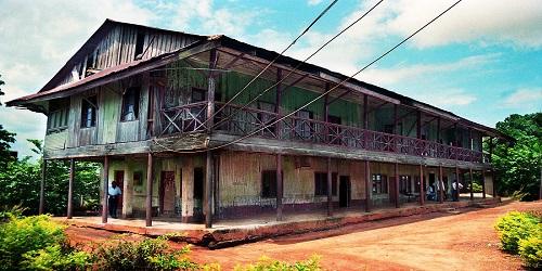 Mungo Park House