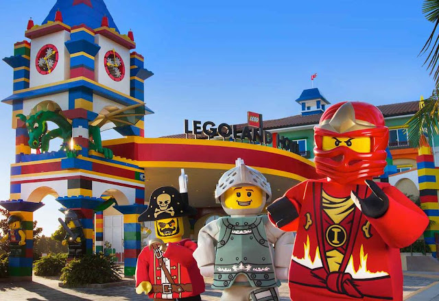 Legoland California Vacation Packages