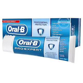 Oral B Clean Mint Toothpaste