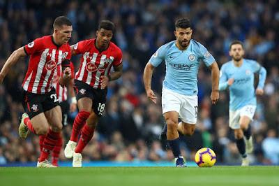 مشاهدة مباراة مانشستر سيتي وساوثهامبتون بث مباشر اليوم 02-11-2019 في الدوري الانجليزي