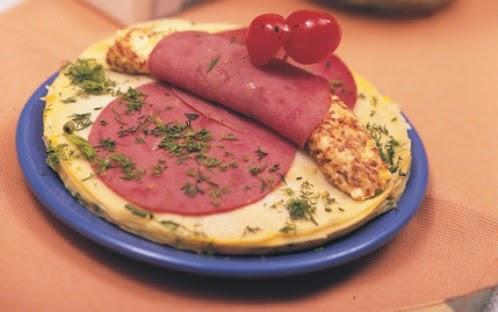 Peynirli Krepler Tarifi