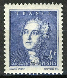 France 1943, Antoine Laurent de Lavoisier