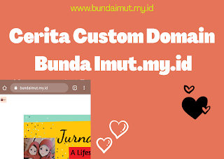Tips memasang domain custom