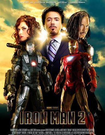 Iron Man 2 (2010) Full Movie Download in Dual Audio Hindi+English