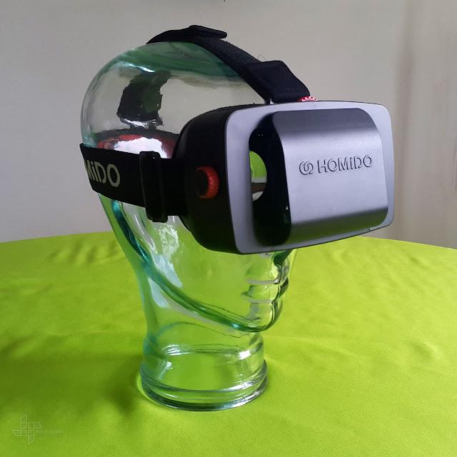 Homido VR headset