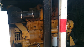 Caterpillar 3406 generator for sale, Caterpillar marine generator