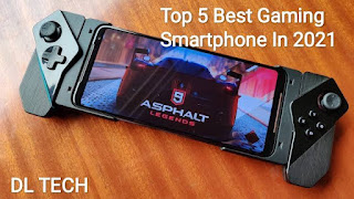 Top 5 Best Gaming Smartphone In 2021