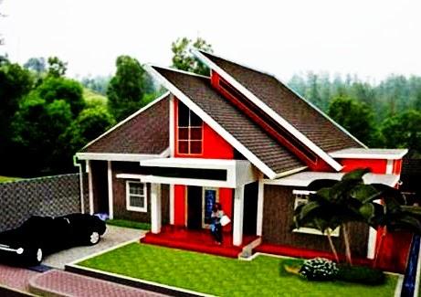 Rumah Paling Cantik Desainrumahid