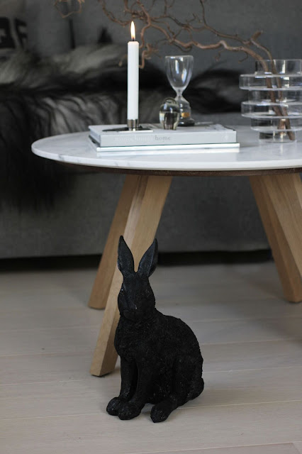 annelies design, webbutik, webbutiker, webshop, nätbutik, inredning, svartvita, svartvit, sparbössor, sparbössa, kaniner, kanin, ljusstake, ljusstakar,