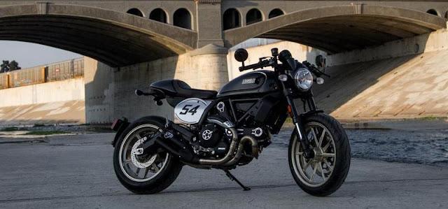 Ducati-Cafe-Racer