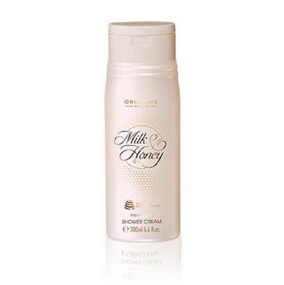 Milk & Honey Gold Shower Cream